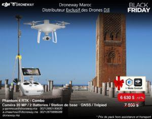 promo drone dji phantom 4 rtk